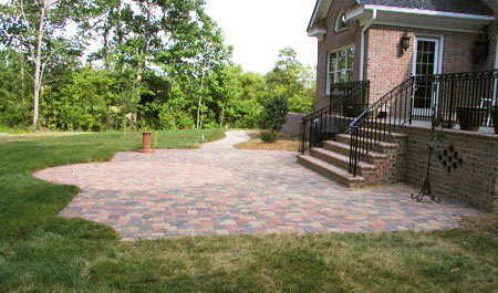 newport news hardscape installers